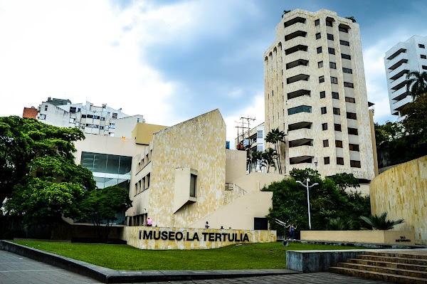 Popular tourist site Museo La Tertulia in Cali