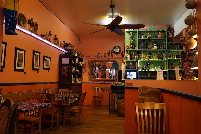 Senor Moose Cafe