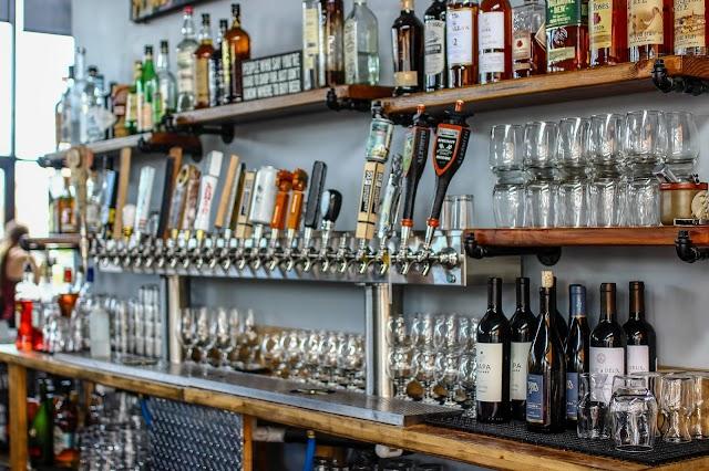 Sip Coffee & Beer Garage