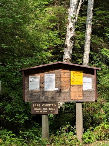 Bare Mountain Trailhead