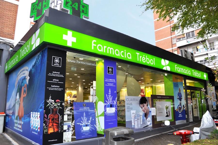 Foto farmacia Farmacia Trébol Betanzos 24 horas