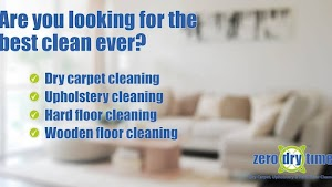 Zero Dry Time Carpet Cleaning Ayrshire