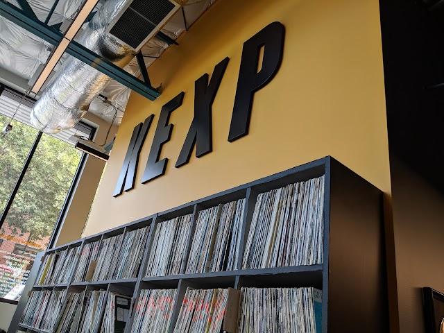 KEXP banner backdrop