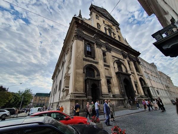 Popular tourist site Insomnia in Lviv