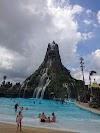 Arahan pemanduan ke Universal's Volcano Bay Orlando