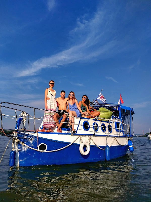 Popular tourist site Belgrade boat tour - Brodić Rodić in Belgrade