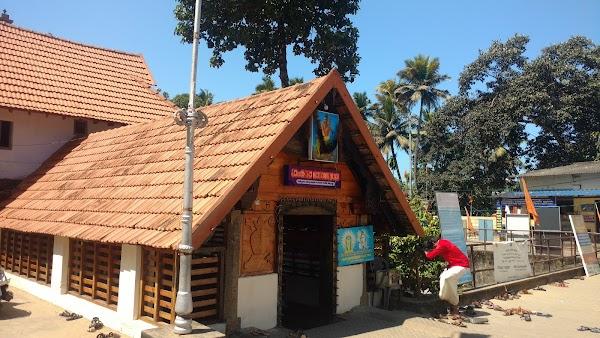 Popular tourist site Thiruvallam Parasurama Swami Temple in Trivandrum