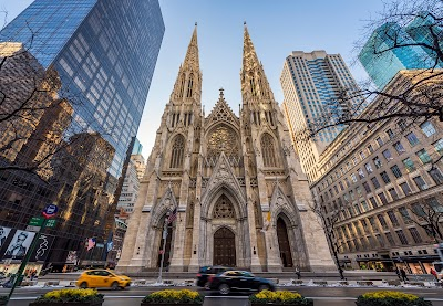 St. Patrick's Cathedral Parking - Find Cheap Street Parking or Parking Garage near St. Patrick's Cathedral | SpotAngels