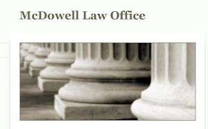 Matthew McDowell, Attorney