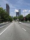 Traffic update near Mercu UEM Kuala Lumpur