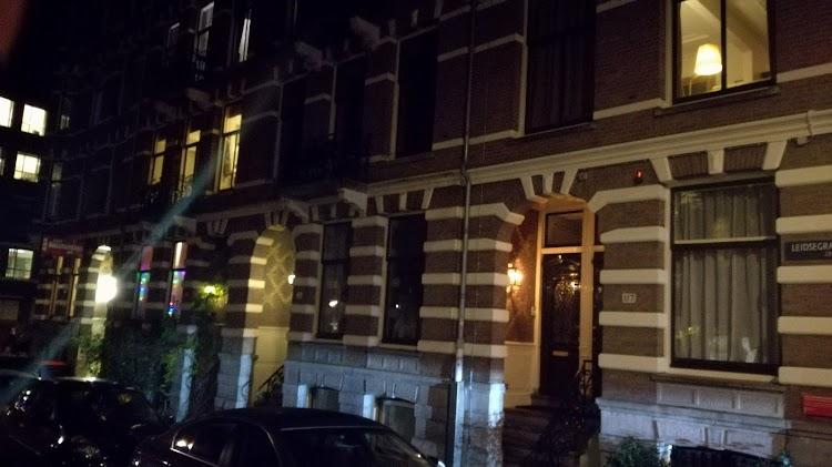 Hotel Leidsegracht Amsterdam
