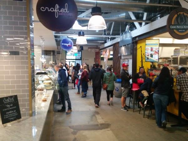 Popular tourist site Liberty Public Market in San Diego