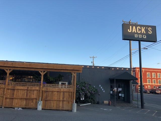 Jack's BBQ - SoDo