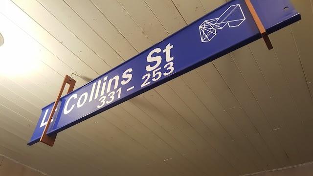 Little Collins banner backdrop