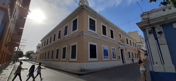 Popular tourist site Centro Cultural San Juan in Santa Marta