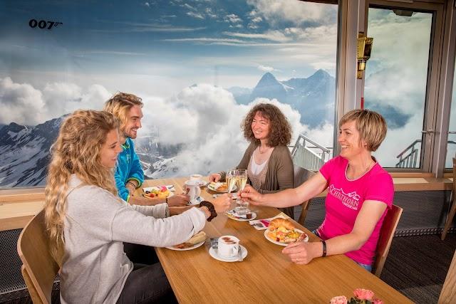 Schilthorn - Piz Gloria 360°-Restaurant