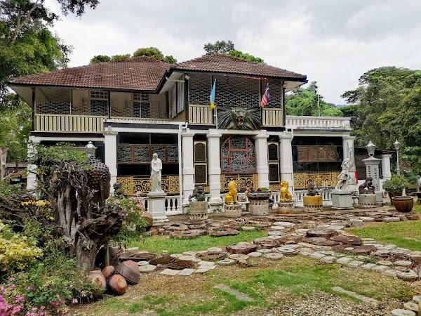 Popular tourist site Colonial Penang Museum in Penang