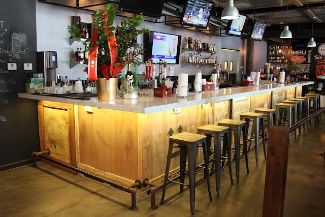 List item District One Kitchen & Bar image