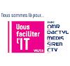 Image 1 of VFLIT - Vous faciliter l'IT (OMR Dactyl Médis Siren CTV) - Management des systemes d'information et de communication à Rennes, Chartres-de-Bretagne