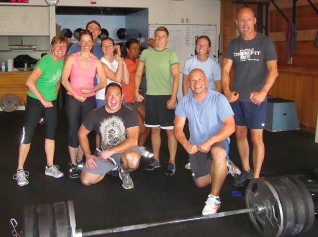 CrossFit 206
