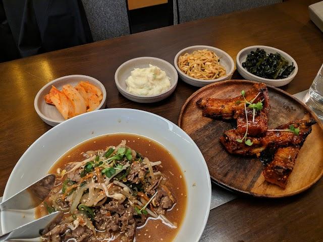 Girin Korean Ssam Bar