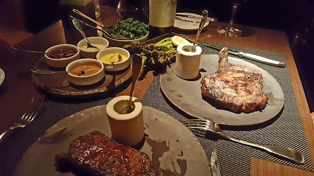 Jean Georges Steakhouse at ARIA
