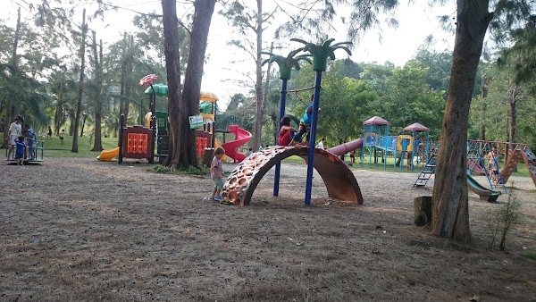 Popular tourist site Thara Park in Krabi
