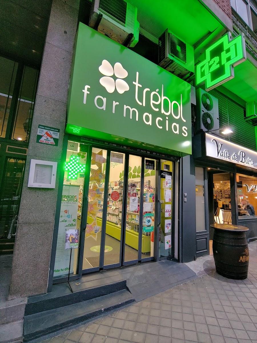 Foto farmacia Farmacia Trébol Mediterráneo