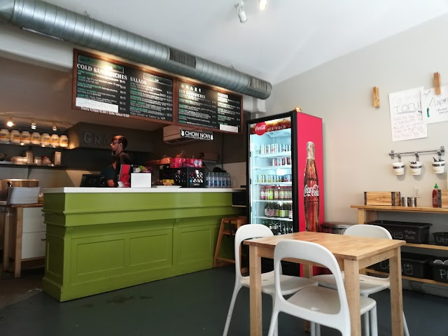 Graze 'a Place To Eat'
