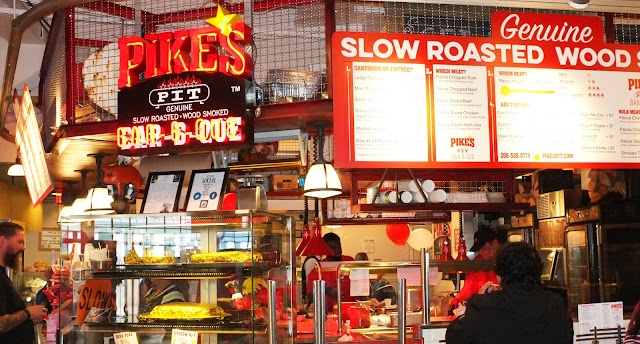 Pike's Pit Bar-B-Que