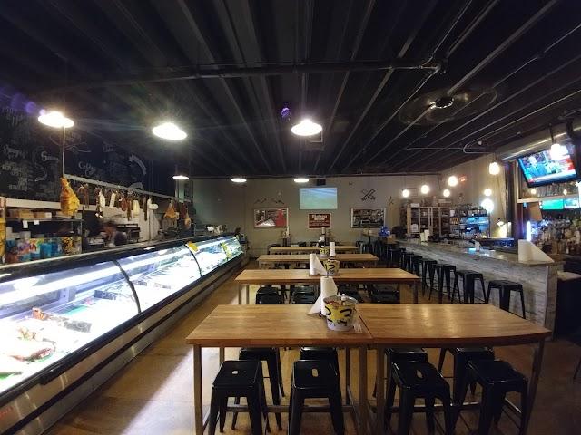 The Butcher Shop Beer Garden & Grill