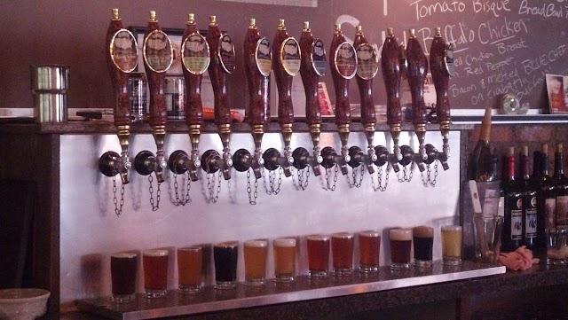 Saddle Rock Pub & Brewery