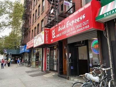 Asia Express Parking - Find Cheap Street Parking or Parking Garage near Asia Express | SpotAngels