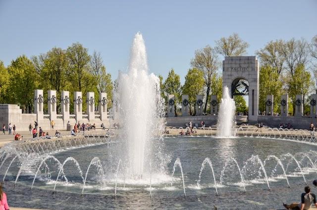 List item World War II Memorial image