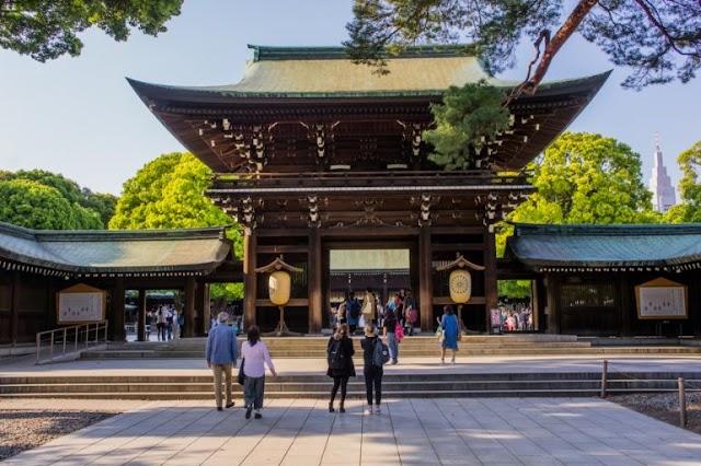 List item Meiji Jingu image