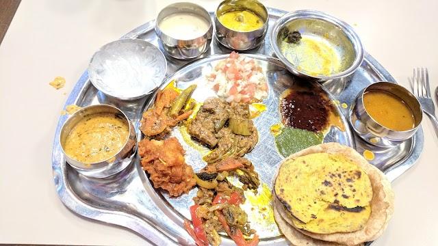 Rajdhani Thali Restaurant