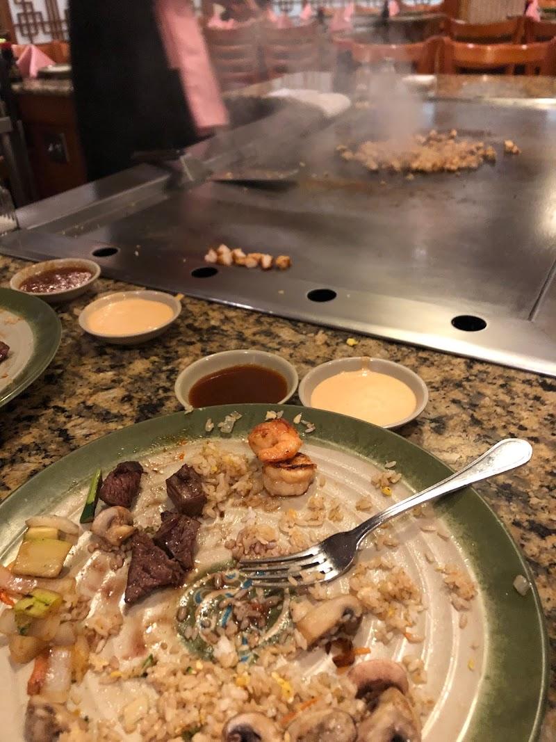 Nagoya Sushi Bar and Japanese Steak House