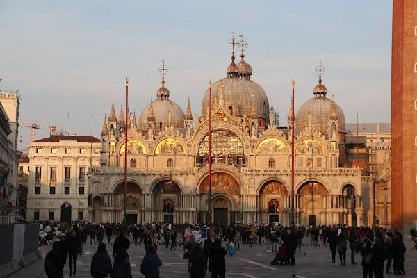 Popular tourist site Venice Free Tours La Bussola in Venice