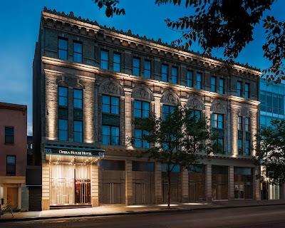 Opera House Hotel Parking - Find Cheap Street Parking or Parking Garage near Opera House Hotel | SpotAngels