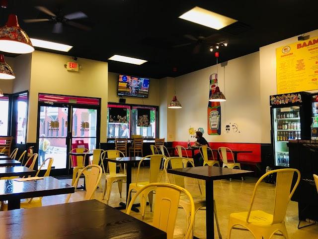 Baam Burger image