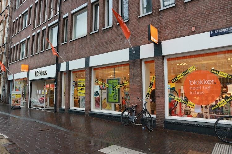 Blokker Amsterdam Bilderdijkstraat Amsterdam