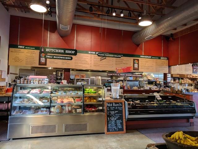 Living Foods Market
