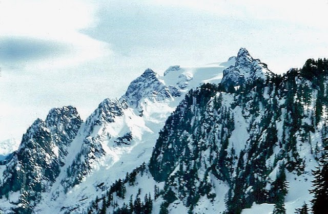 Whitehorse Mountain