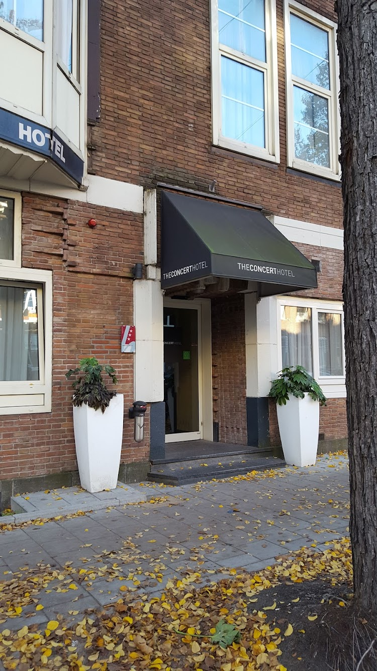The Concert Hotel Amsterdam