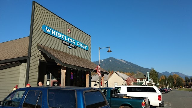 Whistling Post Saloon