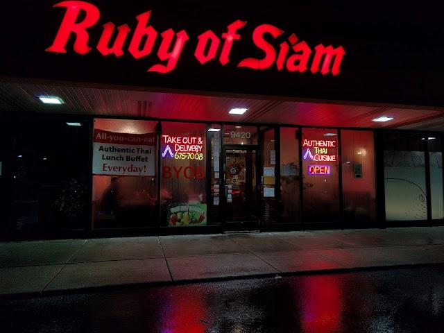 Ruby of Siam