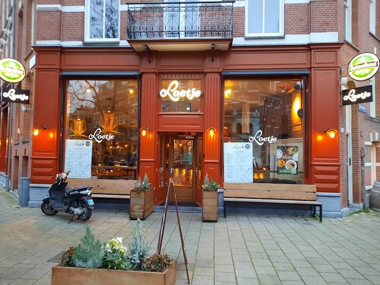Loetje Oost Amsterdam