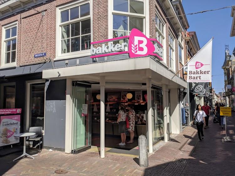 Bakker Bart Alkmaar Binnenstad Alkmaar