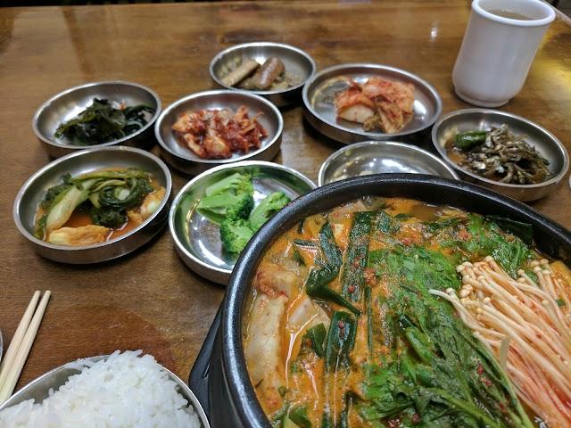 Tacoma Cheong Guk Jang