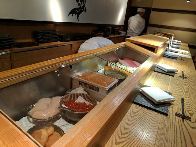 Sushi Azabu